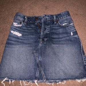 Abercrombie Denim Skirt
